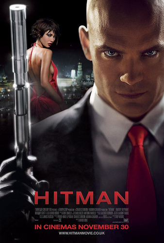 Cartel internacional de Hitman
